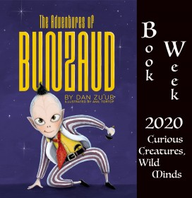 Invite Bunzaud to your School for Book Week 2020!